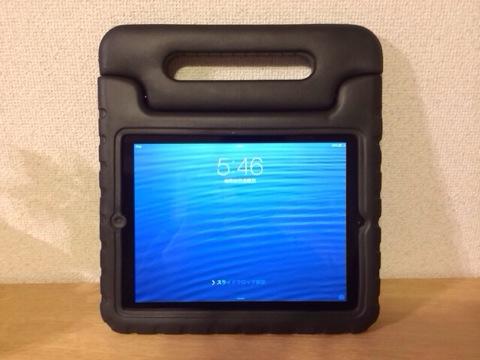 iPadケース:正面画像