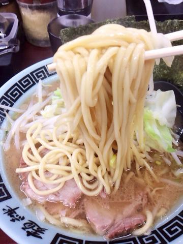 夢現家_新化家_麺