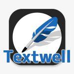 出退勤のログはTextWellで簡単管理!ボタンひとつで日時入力が可能です!