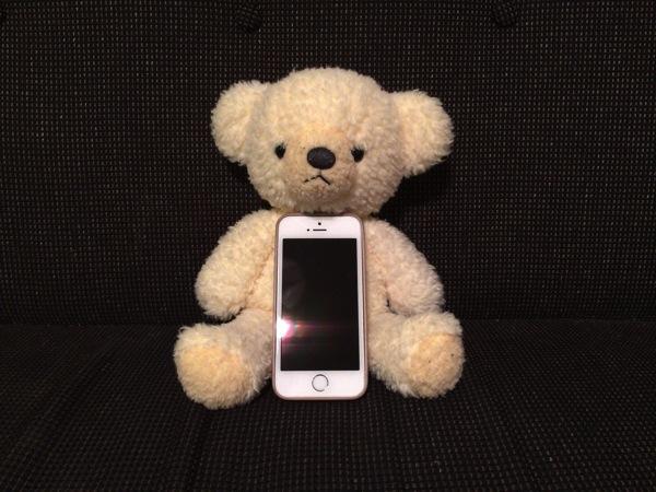 娘(1才半)にクマのぬいぐるみを買ったよ!日本製で安心、Dousin(童心)のぬいぐるみ♪