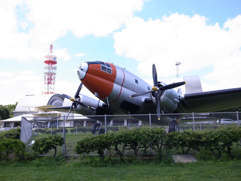こども大喜び!埼玉県所沢市の航空公園へ行ってきた!パート1(芝生の広場と遊具編)