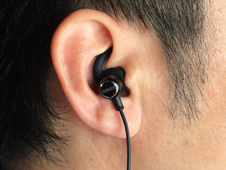Bluetoothイヤホン(カナル型)