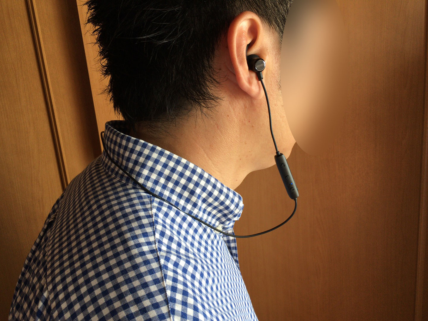 Anker SoundBuds Slim Bluetoothイヤホン(カナル型)