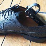 オシャレは足元から!革靴の型崩れを防ぐ「アイリスオーヤマ シューズキーパー メンズ 2足セット」を買ってみた!