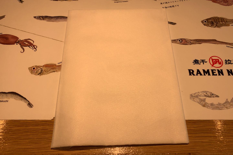 煮干しラーメン 凪