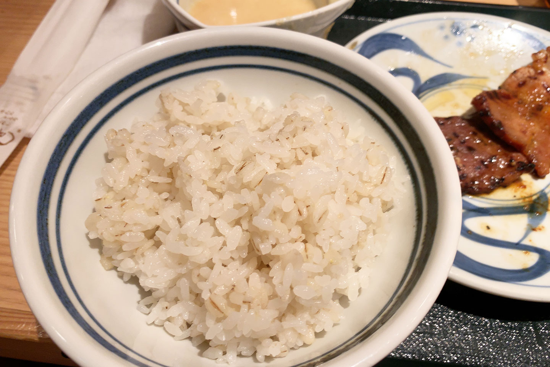 ねぎし 麦めし 横浜ポルタ店