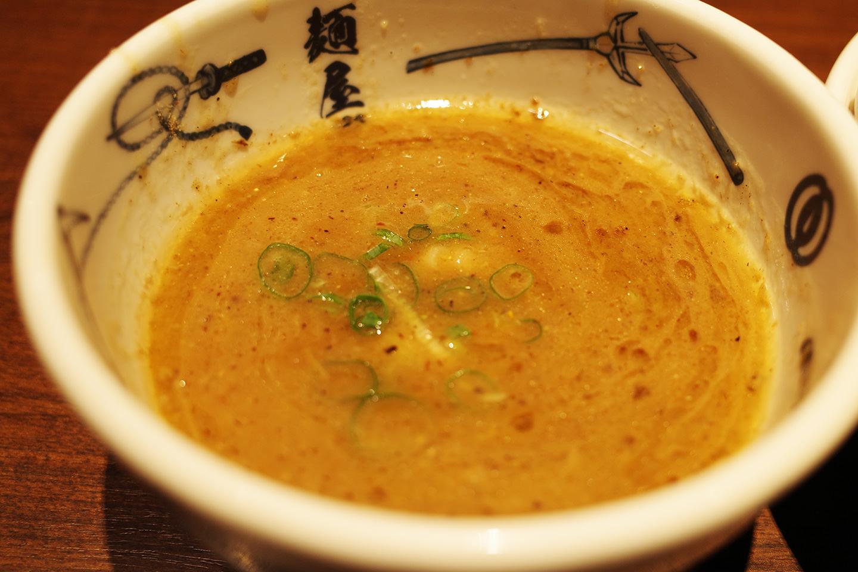田町 麺屋武蔵 芝浦 スープ
