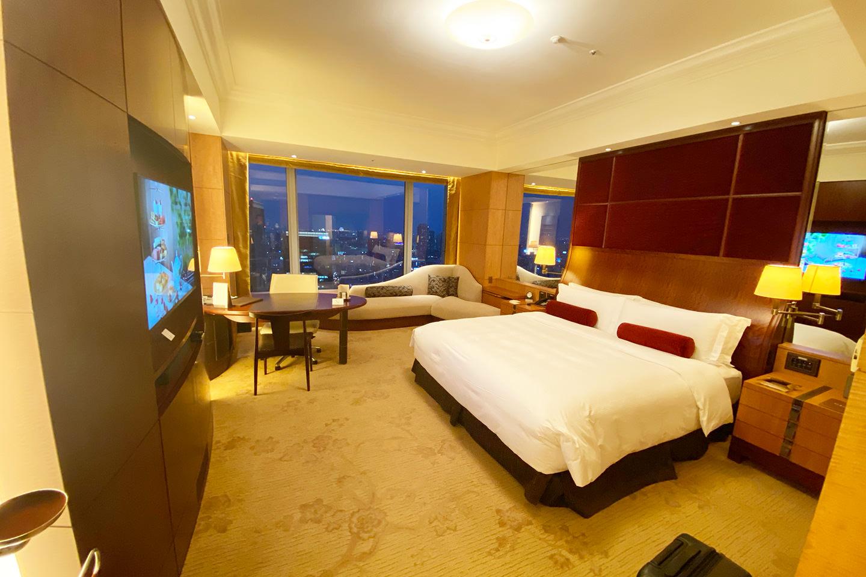 シャングリラ ホテル 東京 部屋