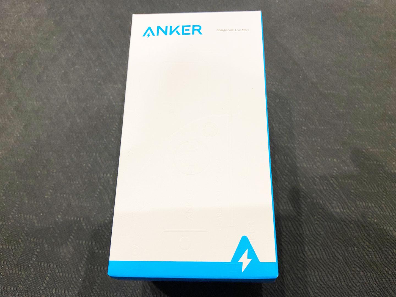 ワイヤレス充電器 Anker