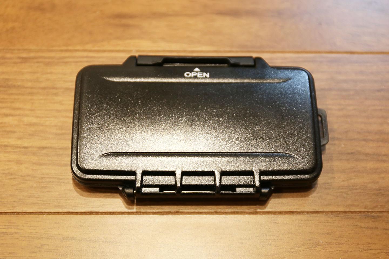 PELICAN SDカードケース
