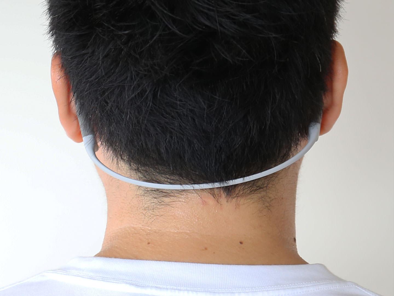 骨伝導ワイヤレスヘッドホン