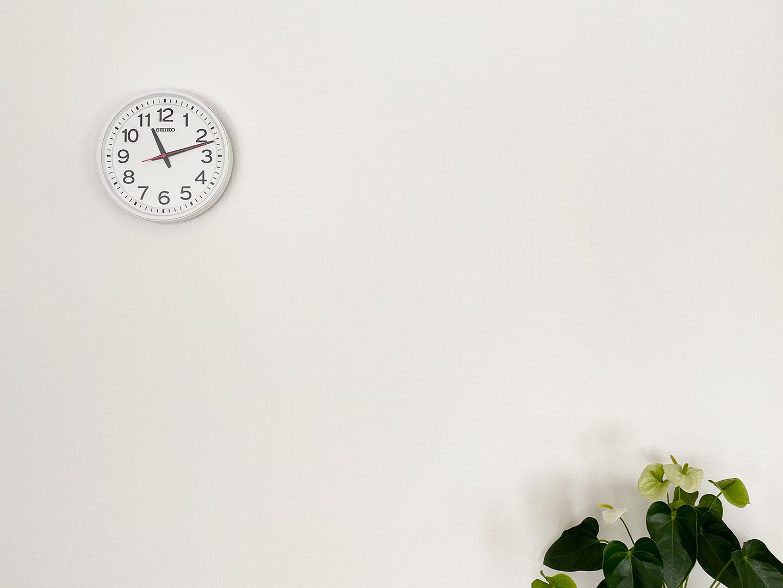 セイコークロック SEIKO CLOCK GP219W 教室の時計 衛星電波クロック